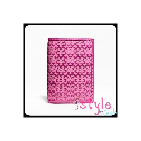 Mini Signature Passport Case f62095