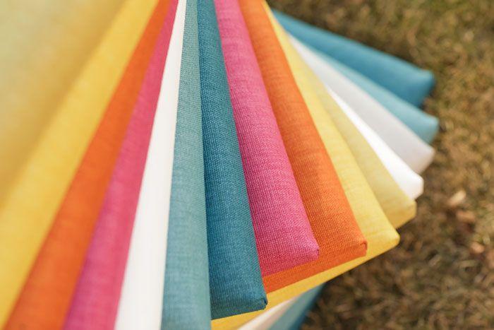 Et hav av ulike fargemuligheter til din sengegavl.
