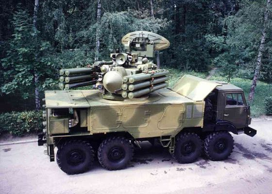 Brazil Hopes to Ink Pantsir-S1 Air Defense Deal With Russia by Mid-2015