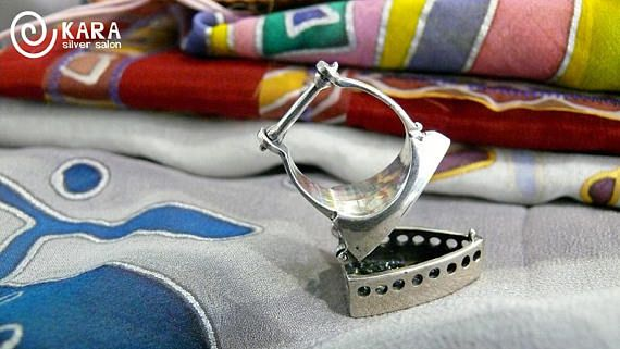 """Our company has passion to share the art of Armenian Silver smithery.   We are cooperating with different Armenian talented silver benders, choosing the finest pieces and presenting them to you. In our store you can find any jewellery that corresponds to your taste and imagination. Welcome to VANA.  Iron ring: There is saying in Armenian """"Stop ironing my head"""" which means that you are talking too much nonsense. Show this ring to the ones that bore you. You can use it also as a pendant…"""