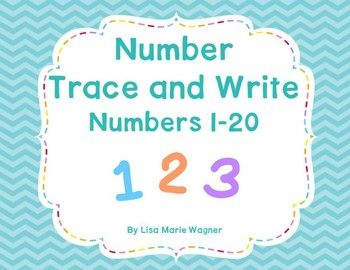 78+ ideas about Number Writing Practice on Pinterest | Writing ...