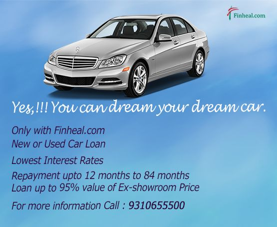 Clientele can check by selecting the brand, model, variant, and city from the drop down. You can wish from a wide range of brands, models, and cities in Delhi,   Gurgaon, Noida, Faridabad and Ghaziabad. http://www.finheal.com/car-loan-in-ghaziabad