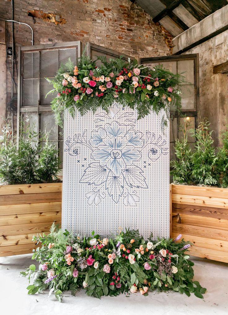 Best Wedding Backdrops Images On Pinterest Wedding Backdrops