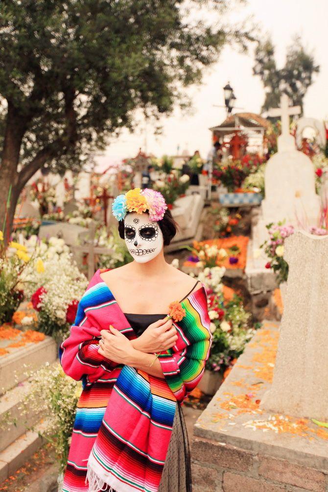 Día de Muertos, 1 y 2 de noviembre,Mexico