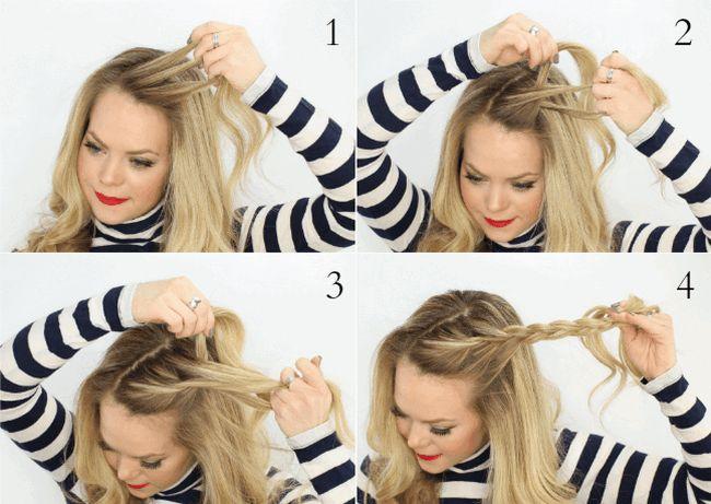 cool Женские модные прически  - Лучшие варианты на разную длину волос