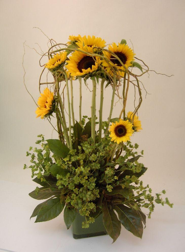 305 best sunflower weddings images on pinterest | sunflower