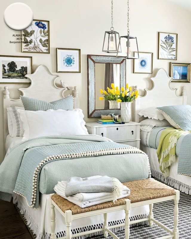 Ballard Designs Spring 2018 Paint Colors Home Decor Bedroom