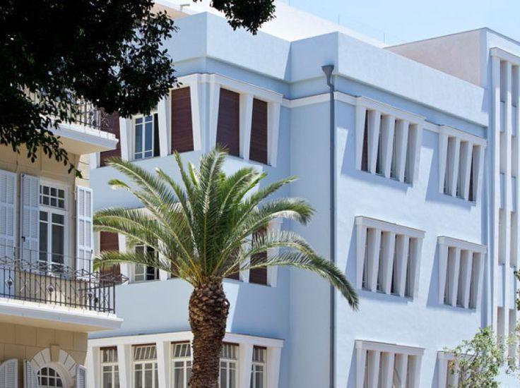 Tel Aviv's Norman Named Best Boutique Hotel by Jetsetter - The Assimilator – Forward.com