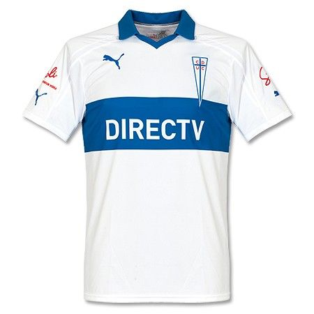 Camiseta del Club Deportivo Universidad Católica de Chile 2013-2014 Local