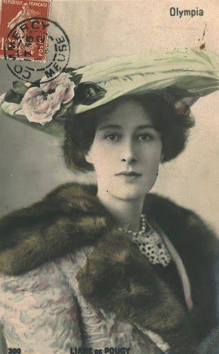 Liane de Pougy: Muses, It Women   The Red List