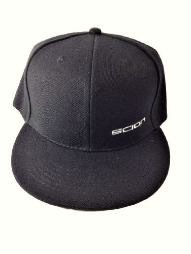SCION car show promo cap brand new never worn black snapback