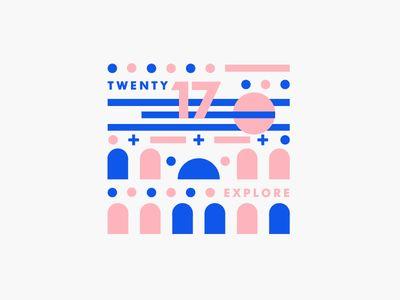 Explore. Twenty 17.