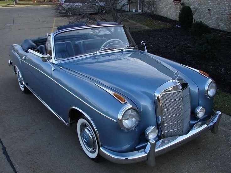 1957 Mercedes-Benz 220SE Cabriolet