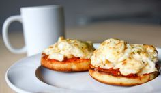 Healthy Toaster Oven recipes: such as Mini Pizza Breakfast