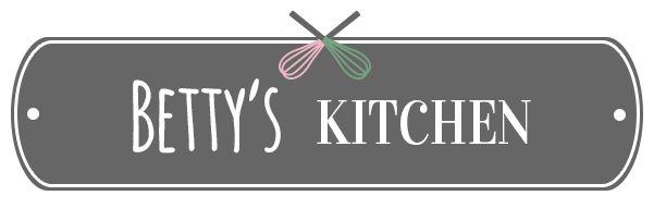 Betty's Kitchen een Foodblog van een foodie