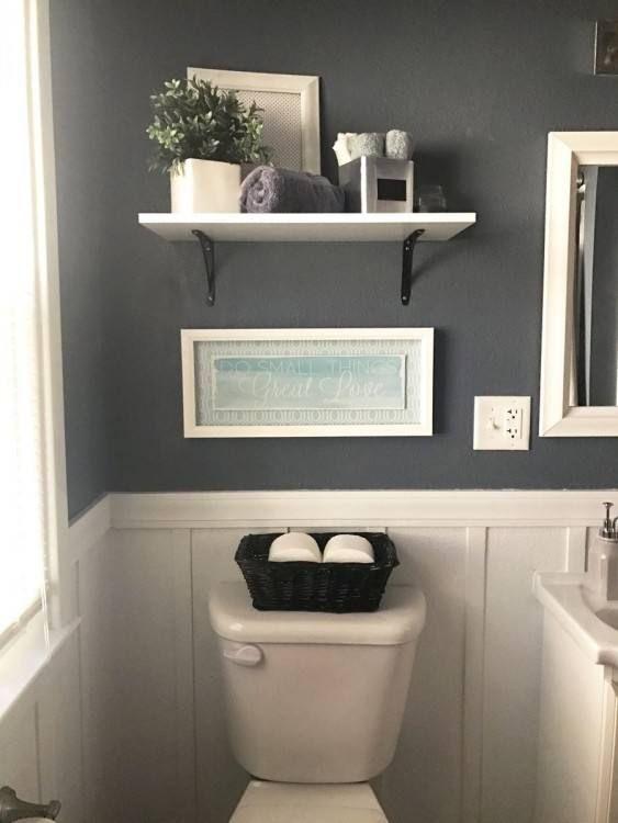 Board And Batten Bathroom Ideas – New Home!!!