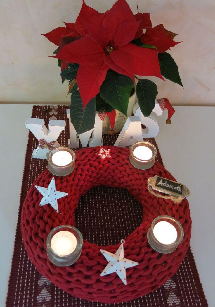 Weihnachtsdeko Von Martina
