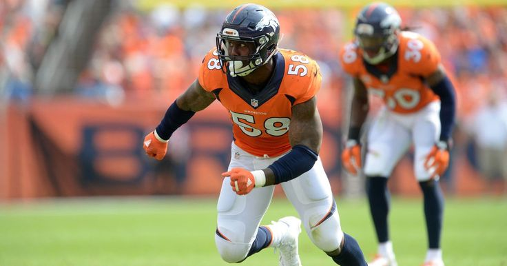 Broncos place exclusive franchise tag on Von Miller #Sport #iNewsPhoto