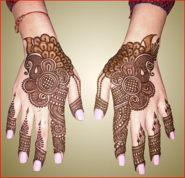Fall Henna Designs: 17 Best Ideas About Mehndi Designs For Girls On Pinterest