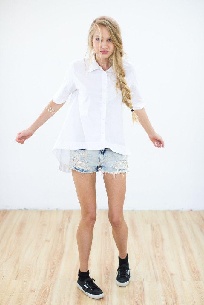 Shirt Kristina White