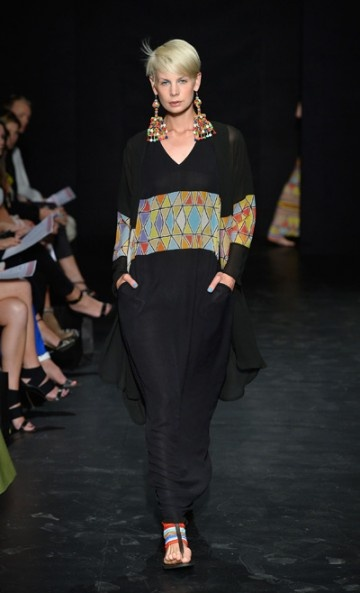 Love all the colorful palette of this designer!...by ROOPA PEMMARAJU, Australia Fashion Week 2013 S/S