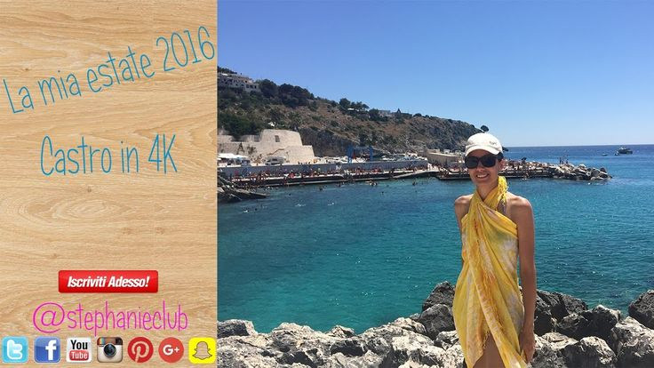 #ViPortoConMe - la mia estate 2016 in 4K Xiaomi Yi2 | stephanieclub