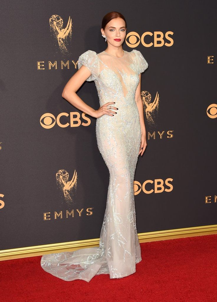 Emmys Red Carpet Dresses 2017 | POPSUGAR Fashion