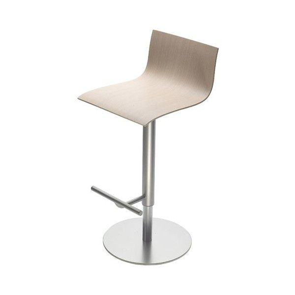 lapalma - Tabouret de bar THIN Chêne blanchi - Design It warehouse