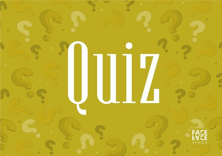 [Quiz] Test your knowledge of African politics - Face2Face Africa