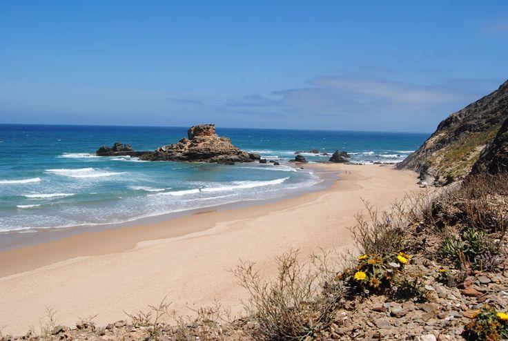 Praia do Castelejo, Vila do Bispo. Algarve, Portugal