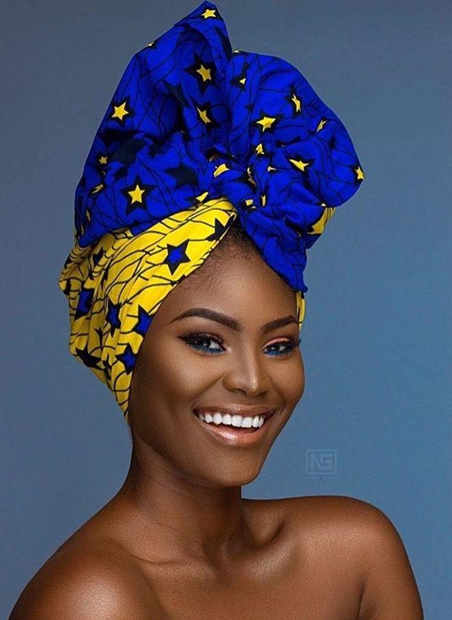 African headwraps, Juflogie