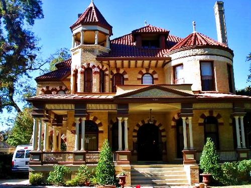 154 best Victorian Houses images on Pinterest | Victorian houses ...