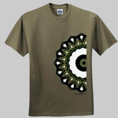 """Mandala"" Designer Ethical Streetwear by Salamanda Co - Salamanda Co"