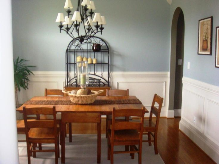 Blue Paint For Dining Room: 1000+ Ideas About Blue Dining Room Paint On Pinterest