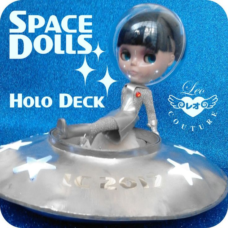 Space Dolls - space suit