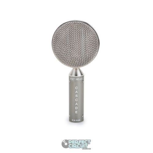 Cascade-Microphones-Fat-Head-BE-Ribbon-Microphone-BRAND-NEW-AUTHORIZED-DEALER