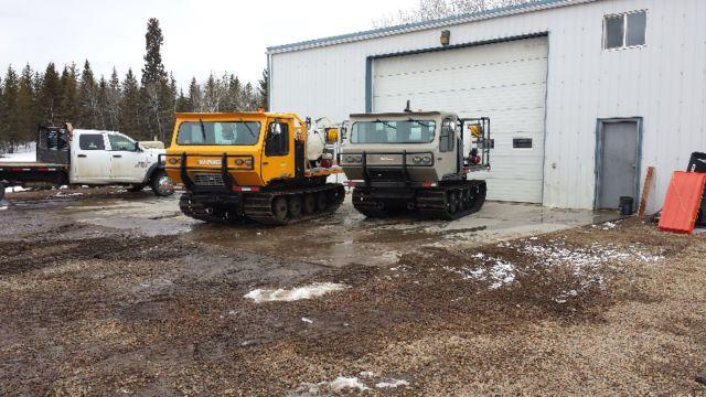 Nodwell AT-50 | équipement lourd | Ville d'Edmonton | Kijiji