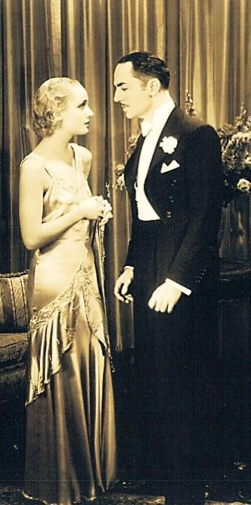 """Carole Lombard and William Powell in """"Ladies Man"""" (1931):"""