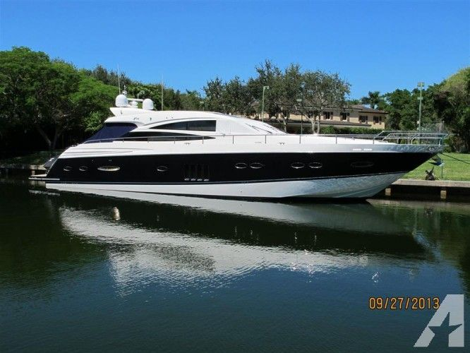PRINCESS YACHTS V78 for Sale in Dania, Florida Classified | AmericanListed.com