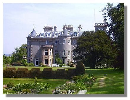 Finlaystone Castle, Scotland (Home of the McMillan Clan)