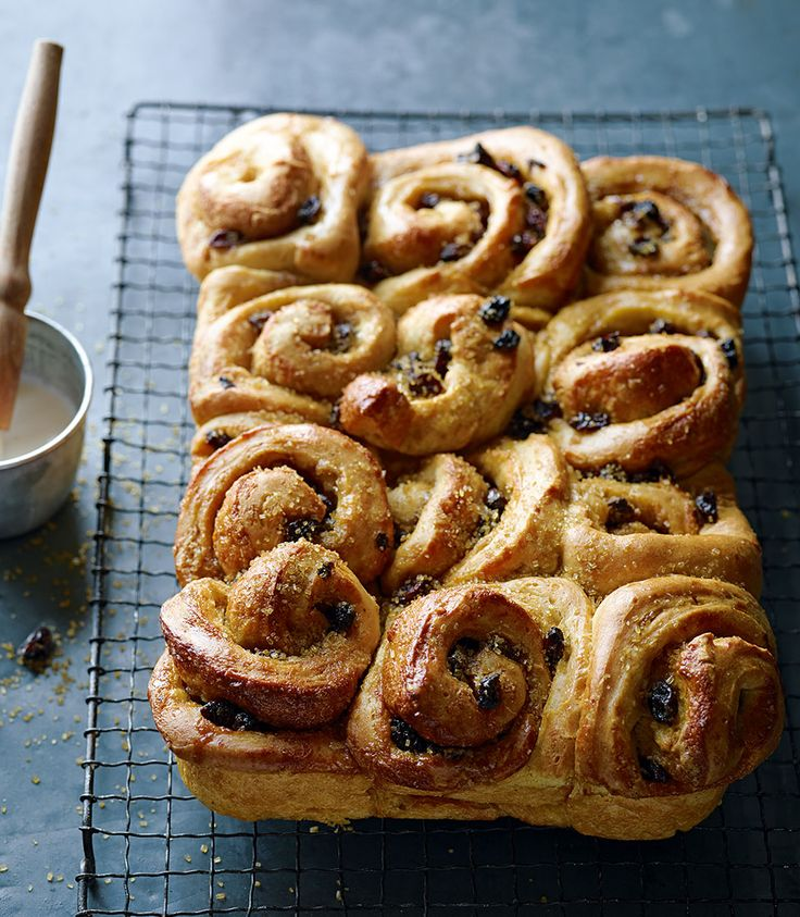 Chelsea buns are British bakes that date back to the 17th century, this traditional recipe is packed with spiced flavour and sticky sultanas.