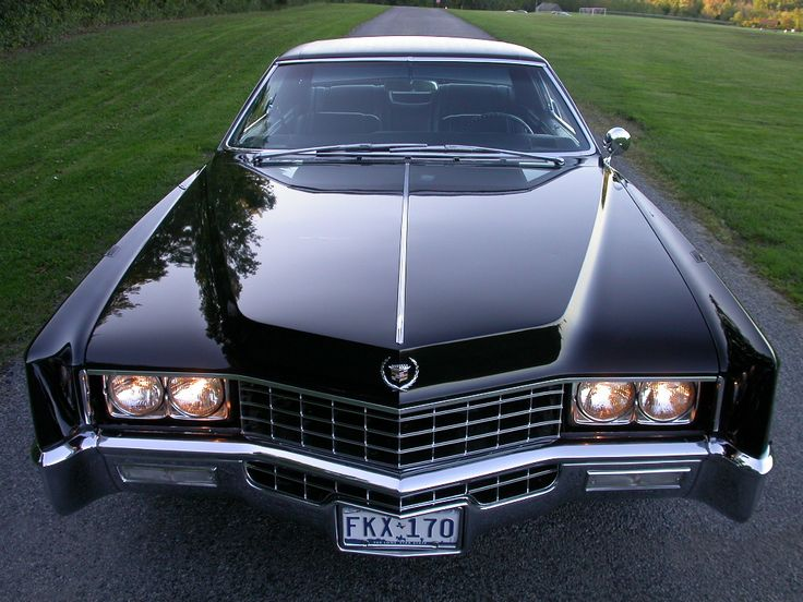 Cadillac Eldorado 1967 Maintenance of old vehicles: the material for new cogs/casters c… | http ...