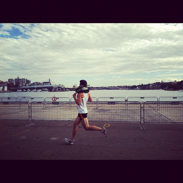 "The City Mile Dash is a run like no other. A opportunity to ""dash"" alongside the beautiful Sydney Harbour where you can race your mates and challenge other company teams for corporate bragging rights. And it's all for a great cause, raising funds to help fight cancer http://www.citymiledash.com"
