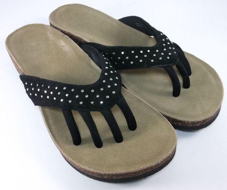 Wellrox Sandals Womens Size 11 Santa Fe Mila Slides Flip Flops