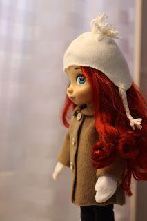 Tytöt sai joululahjaksi kaksi uutta Disneyn Animator nukkea (Merida ja Tuhkimo) ja koko joukolle on nyt tehty Fionan kanssa yhteistyössä lis...