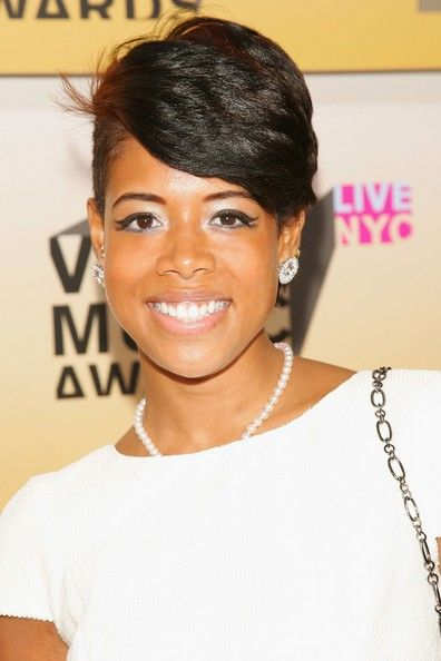 60 best k e l i s images on pinterest short haircuts short bobs more pics of kelis short side part winobraniefo