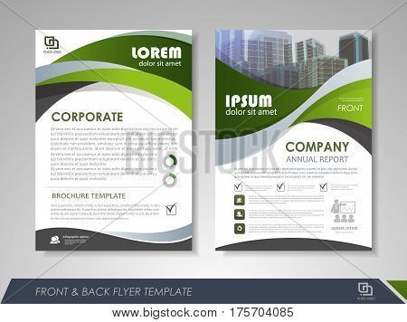 Best Brochure Design Images On   Flyer Design