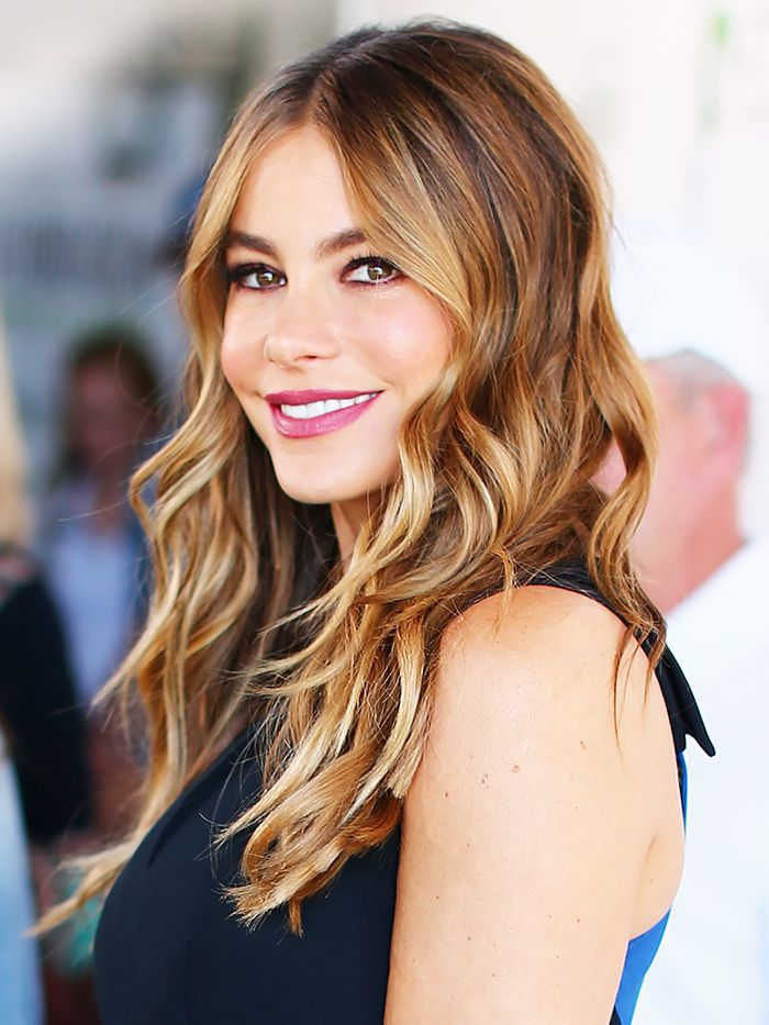 Exclusive: Sofia Vergara Shares Her Bridal Beauty Secrets via @byrdiebeauty