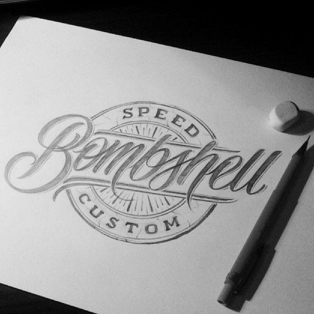 'Bombshell' -   by  mateuszwitczakdesigns