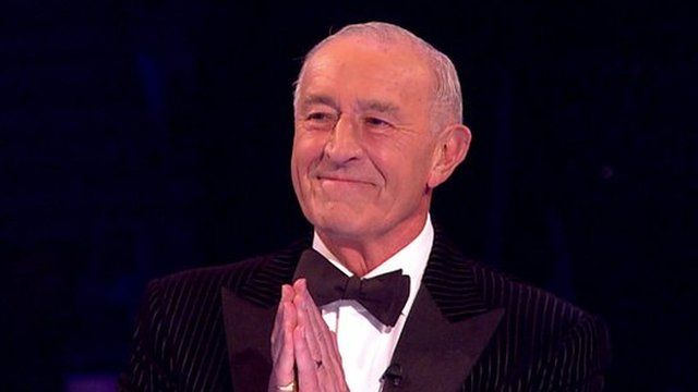"Strictly Come Dancing head judge Len Goodman has awarded his last ""10 from Len"""